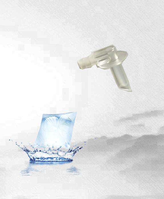 袋装水取水器